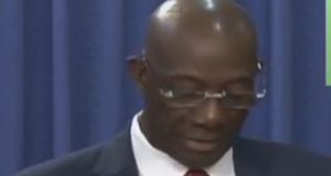 Trinidad Prime Minister Announces Death Of His Eldest Brother