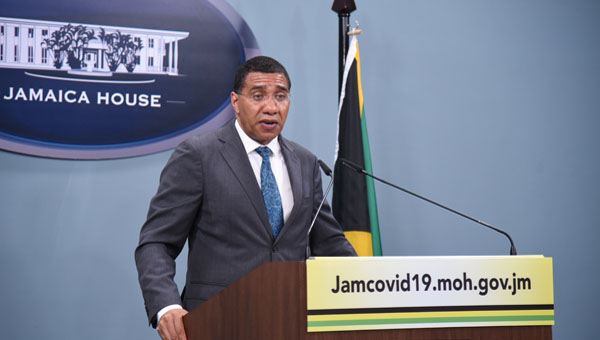 Jamaican Government Considers Controlled Re-Entry Of Citizens Stuck Overseas, Due To COVID-19