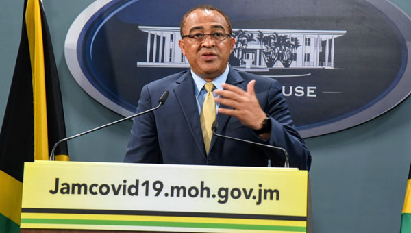 Jamaica Reports 27 New Cases Of COVID-19; Raising Total To 223