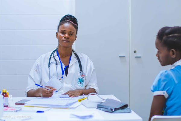 African and Indigenous workers in health care are not often found in roles of power. Photo credit: Francisco Venancio/Unsplash.