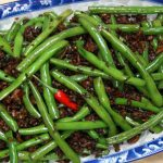 Delicious Chinese-Influenced Green Beans With Chicken