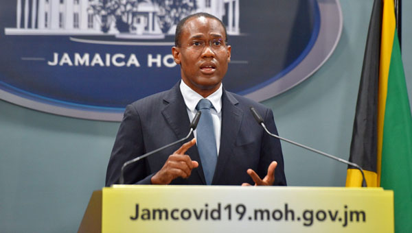 Job Restoration High On Agenda Of Jamaica's COVID-19 Economic Recovery Task Force