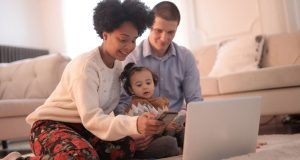 During The Pandemic, Parents Be Endemic With Your Kids On Social Media