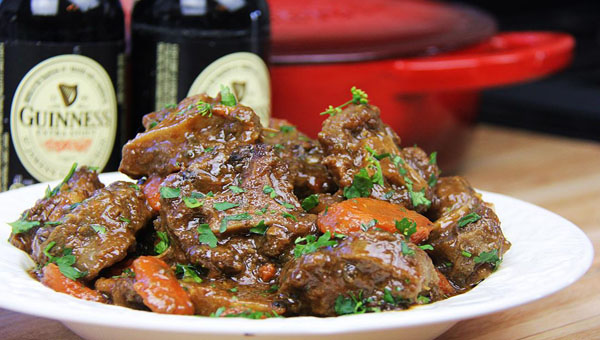 Ultimate Guinness-Braised Oxtails