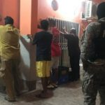 Trinidad Police Bust COVID-19 Quarantine Party