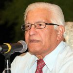 Former Trinidad and Tobago Prime Minister, Basdeo Panday.