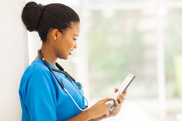 Unlike their white male colleagues, Black nurses are less likely to be in leadership roles or to receive higher wages. Photo credit: (c) Can Stock Photo / michaeljung