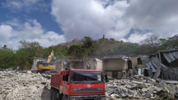 St. Lucia Government Defends Decision To Demolish Historic Building