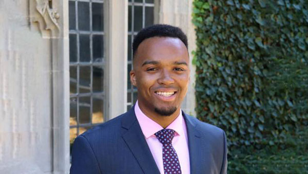 Canadian Becomes Princeton University's First Black Valedictorian In Its 274-Year History