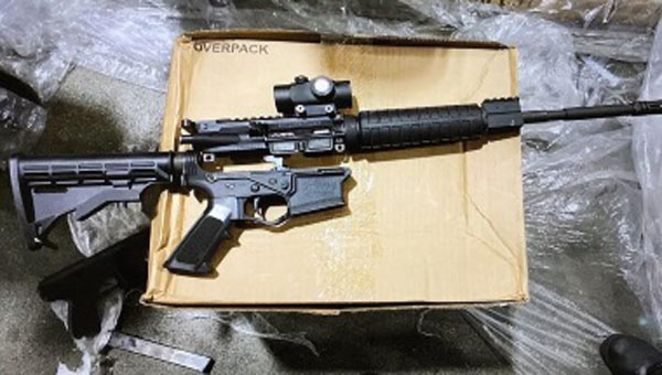 US Customs Intercepts Guns, Drugs And Money Destined For The Caribbean