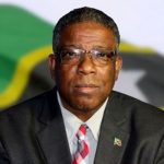 St. Kitts-Nevis' Supervisor of Elections, Elvin Bailey.