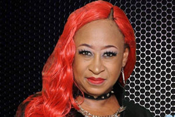 Guyana's singing sensation, Charmaine Blackman.