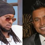 "West Indies cricketer-turned-music star and motivator, Omari Banks, from Anguilla (left); and US-based Guyanese singing star, Terry Gajraj, aka ""Guyana Baboo"", will be featured performers on the 'Saving Lives, Empowering People'  free, online, live  concert."