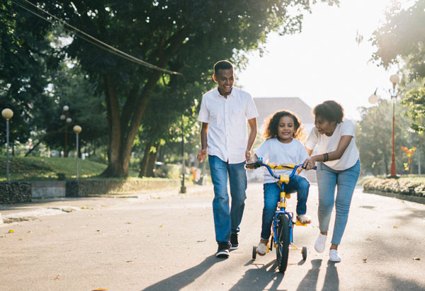 Aspects of Black parenting are often overlooked in non-Black discussions of parenting. Photo credit: Agung Pandit Wigun/Pexels.