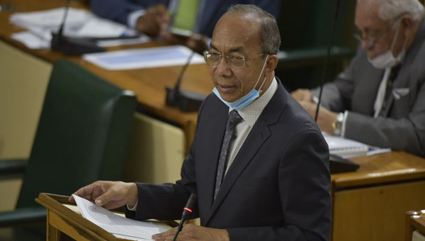 Jamaica Government Says Murder Rate Curve Flattening, Over Past Two Years