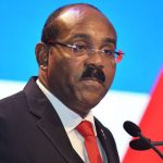 Antigua and Barbuda's Prime Minister, Gaston Browne.