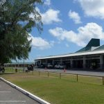 St. Lucia's Hewanorra International Airport.