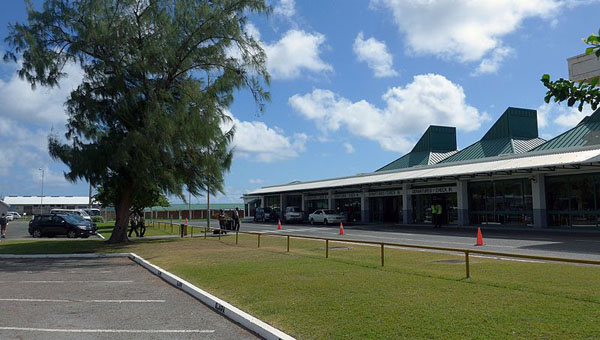 Renovation Begins On Multi-Million Dollar Airport Rehabilitation Project In St. Lucia