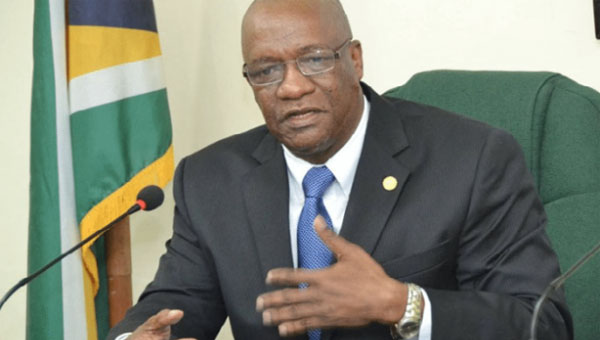 "Calls For Guyana's President To Concede Are ""Most Ridiculous And Nonsensical"", Declares Joseph Harmon"