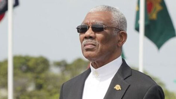 President Affirms Guyana's Strong Ties With The United States And Western Hemisphere