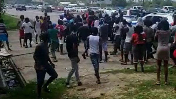 Businesses Close Early As Trinidadians Protest Deadly Police Shootings On Weekend
