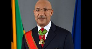 """Jamaica's Governor-General Concerned About """"Racist"""" Implications Of His British Insignia"""