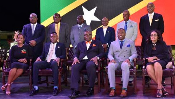 St. Kitts Prime Minister Unveils New 11-Member Cabinet