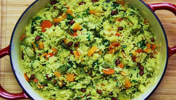 Outstanding Vegan Cook Up Rice