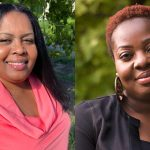 Registered social workers, Susan Bascillo (left) and Yemi Otukoya -- both holders of Masters' Degrees in their discipline -- launched Black Mental Health Matters Canada Inc. (BMHM), last month. Photos contributed.