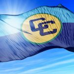 CARICOM-flag-waving-in-the-wind