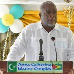 Guyana's Prime Minister Joins Islamic Community To Celebrate Youman Nabi; Says Teachings Of Prophet Muhammad Still Relevant Today