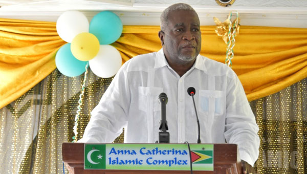 Guyana's Prime Minister Joins Islamic Community To Celebrate Youman Nabi; Says Teachings Of Prophet Muhammad Still Relevant Today
