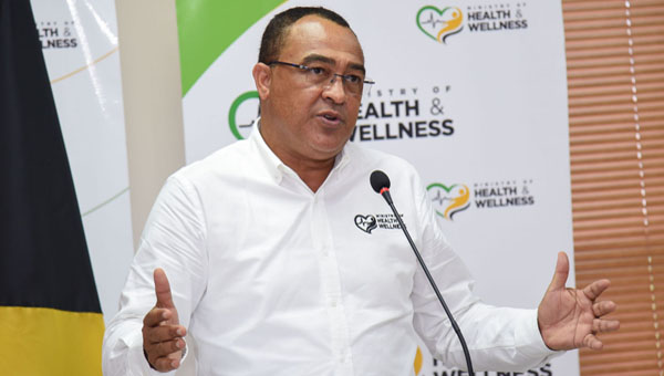 Jamaican Health Ministry Puts Measures In Place To Address COVID-19 Cases At Vineyard Town Golden Age Home