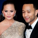 Super celebs, John Legend, and Chrissy Teigen are at the top of their game. Photo credit: Anthony Barcelo; courtesy of Douglas Elliman.