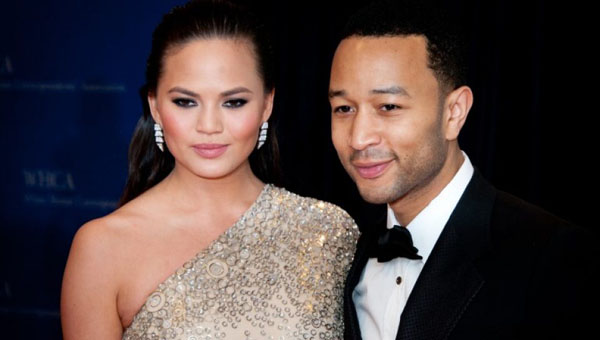 John Legend And Chrissy Teigen's Stylish Beverly Hills Home