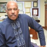 CXC Chairman, Sir Hilary Beckles, is also the Vice-chancellor of the University of the West Indies, and leads the CARICOM Reparations Committee. Photo credit: CARICOM.