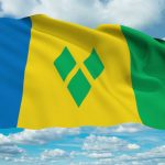 St Vincent Flag