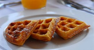 Sunday Surprise Waffles: Simple And Delicious