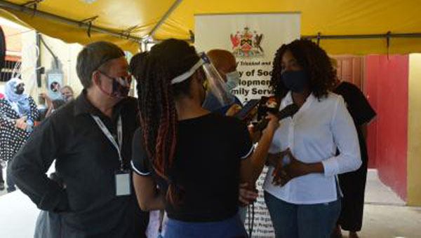Trinidad's Ministry Of Family Services Making Progress On Its Promise That No One Will Be Left Behind