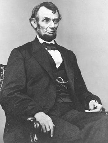 Abraham Lincoln and the Republicans won the 1860 election, resulting in the Civil War. Photo credit: Library of Congress.