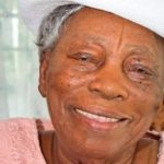 100 Cheers For Barbados' Newest Centenarian, Arminta Harrison