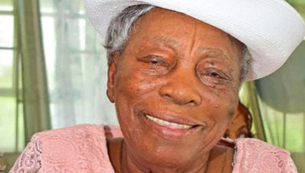 100 Cheers For Barbados' Newest Centenarian, Arminta Harrison