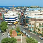 Barbados' business capital in Bridgetown. Photo credit: CARICOM Business.