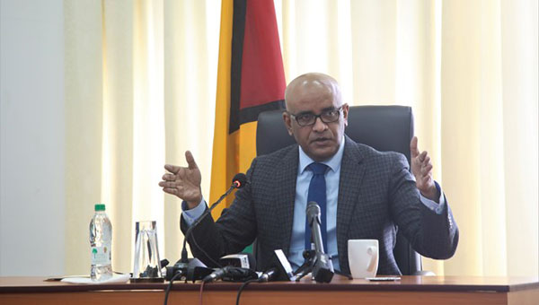 Guyana's Vice-President Says APNU+AFC Coalition Bent On Defending 'Illegalities'