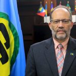 CARICOM Secretary-General, Ambassador Irwin LaRocque. Photo credit: CARICOM.