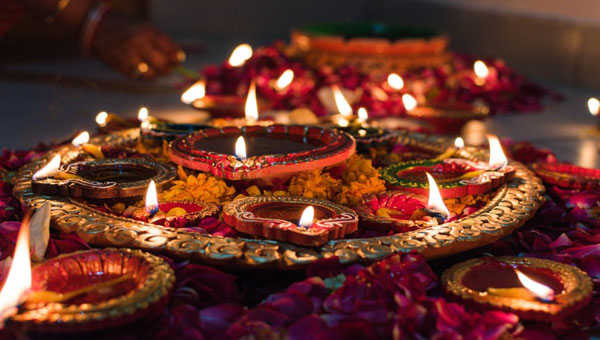 For Hindus, Christmas Begins With Divali