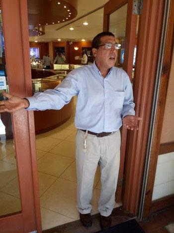 Royal Shop's Executive Director, Ravi Daswani.