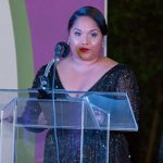 Guyana First Lady, Arya Ali. Photo credit: DPI.