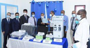 Guyana Public Hospital Receives Medical Equipment Valued Over $27 Million