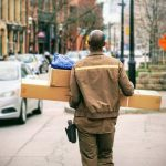 To adapt to changing consumer habits during COVID-19, small and giant retailers in Canada have offered services, like home delivery and curbside pickup. They may need to continue those practices in the post-pandemic era. Photo credit: Maarten van den Heuvel/Unsplash.